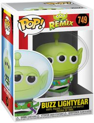 Buzz Lightyear Vinyl Figure 749