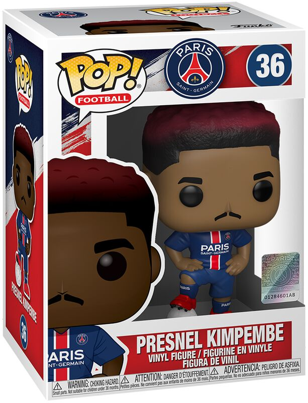 Football Paris Saint-Germain - Presnel Kimpembe Vinyl Figure 36