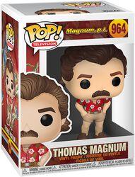 Thomas Magnum Vinyl Figure 964