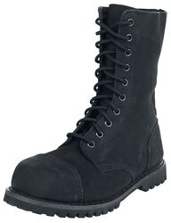 Nubuk Leather Boot