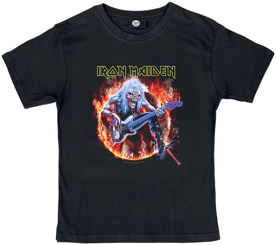 Metal-Kids Collection - Fear Live Flame Kids
