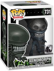40th - Xenomorph Vinyl Figure 731
