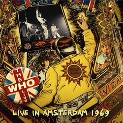 Live In Amsterdam 1969 / Transmissions 1969