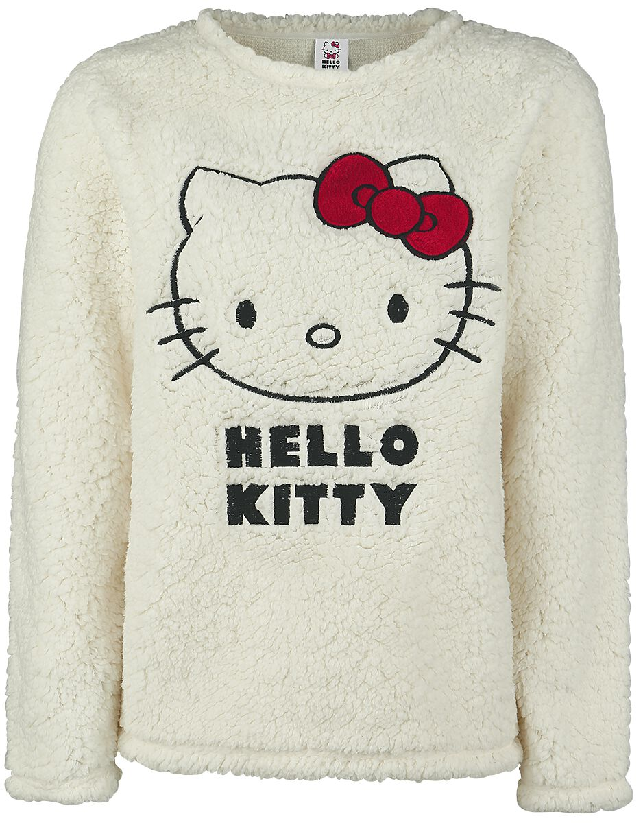 hello kitty classic hello kitty sweatshirt emp. Black Bedroom Furniture Sets. Home Design Ideas