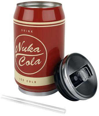 Nuka Cola - Metal Drinks Can