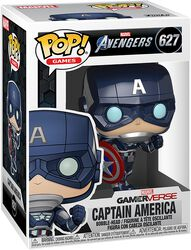 Captain America Vinyl Figure 627