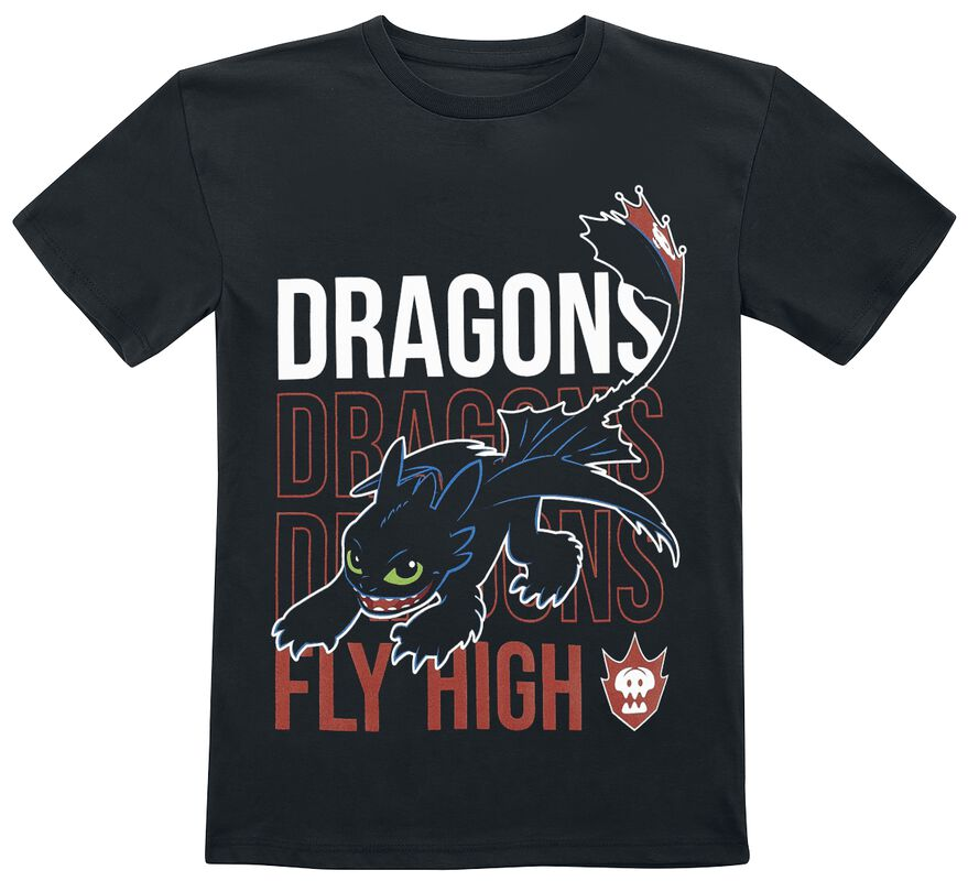 Dragons Fly High!