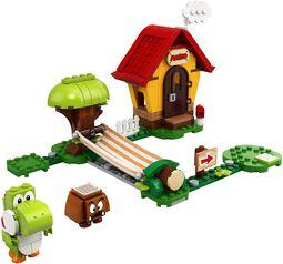 71367 - Marios Haus und Yoshi - Erweiterungsset