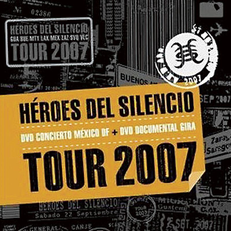 Tour 2007 Heroes Del Silencio Cd Emp