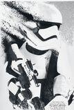 Episode 7 - The Force Awakens - Stormtrooper Splatter