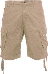 Cargo Twill Shorts