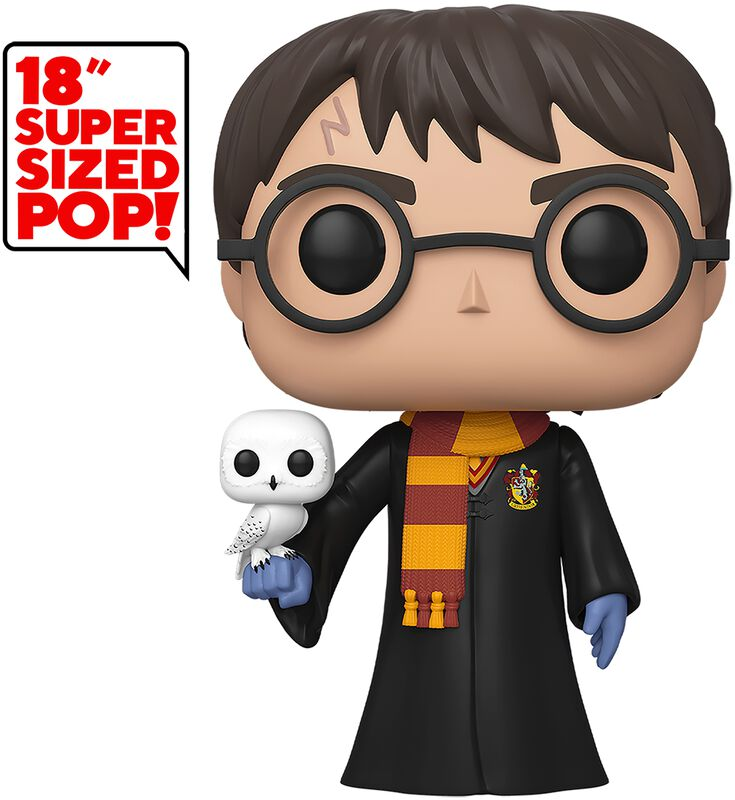 Harry Potter (Life Size) Vinyl Figure 01