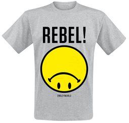 Smiley Rebel!