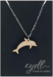 eydl Wood Jewellery Dolphin