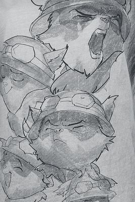 Teemo - Expressions