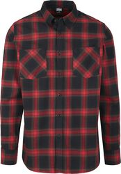 Checked Flanell Shirt 6