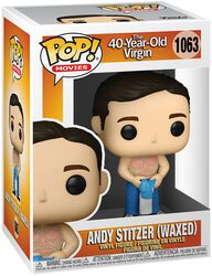 The 40-Year-Old Virgin Andy Stitzer (Waxed) Vinyl Figure 1063
