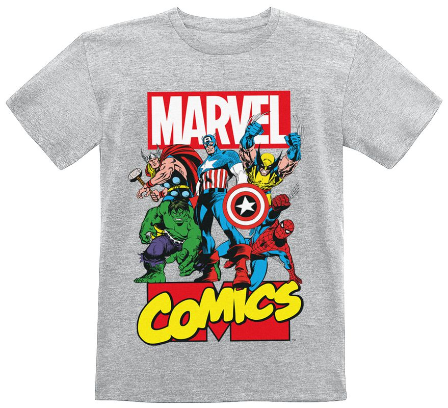 Kids - Comic Heroes