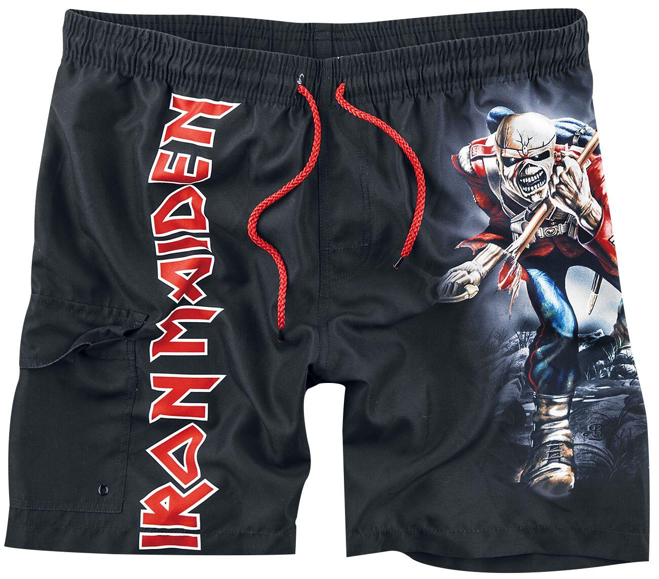 3cc8f1a99a Iron Maiden. EMP Signature Collection. Swim Shorts. 2 Reviews