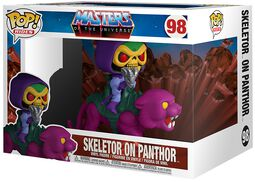 Skeletor on Panthor (Pop! Rides) Vinyl Figure 98