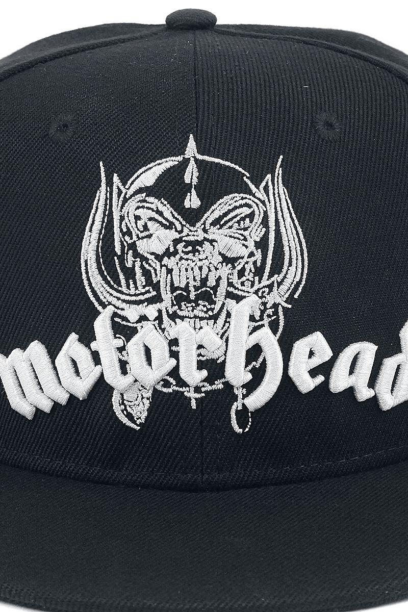 74c9d7d0696 Motörhead. Logo. Cap. 5 Reviews