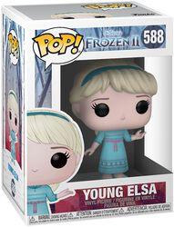 Young Elsa Vinyl Figure 588