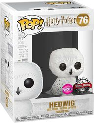 Hedwig (Flocked) Vinyl Figure 76