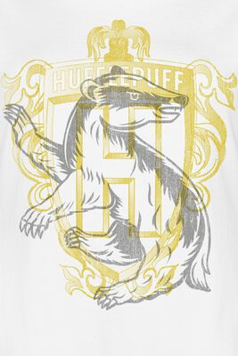 Hufflepuff - Crest
