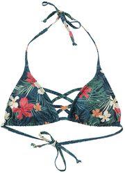 Flower Bikini Top