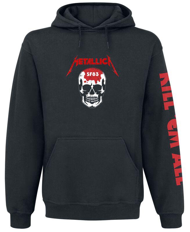 Kill 'Em All - Skull