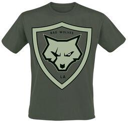 Paw Logo Shield