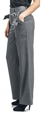 Gail Straight Leg Wide Trousers