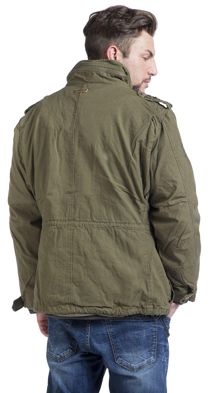 2dbc381b984a M65 Giant. Winter Jacket