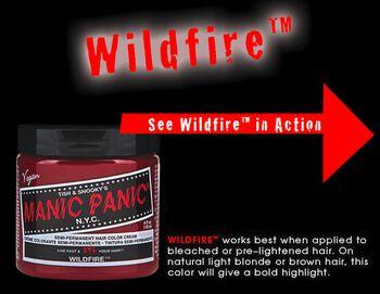 Wild Fire - Classic