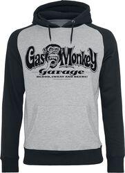 6d291498b09 Gas Monkey Garage Sweatshirt. Logo