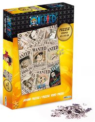 Jigsaw - Wanted Puzzle