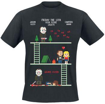 Jason Voorhees - Pixel Story