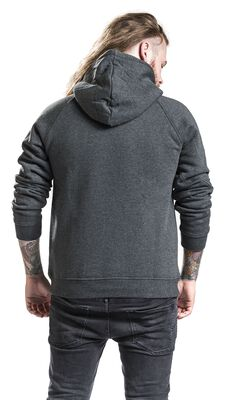Grey Hooded Sweater