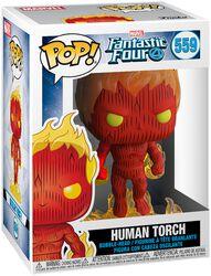 Human Torch Vinyl Figure 559
