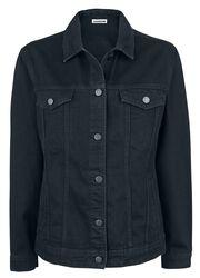 Ole Black Denim Jacket