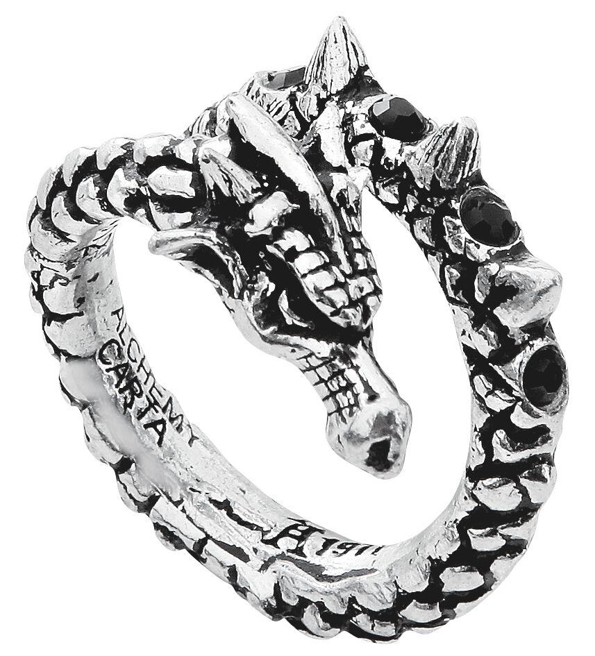 151047b4a Vis Viva | Alchemy Gothic Ring | EMP