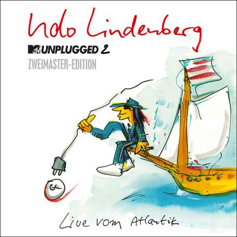 MTV Unplugged 2 - Live vom Atlantik- 2 CD
