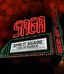 Spin it again - Live in Munich