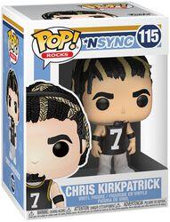 Chris Kirkpatrick Rocks Viinyl Figure 115