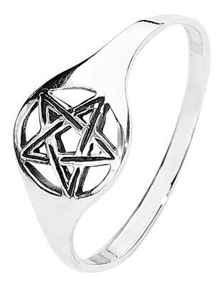 Fine Silver Pentagram