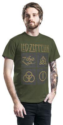 Green Symbols