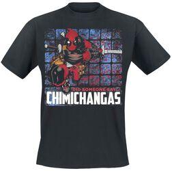 Did someone say... Chimichangas