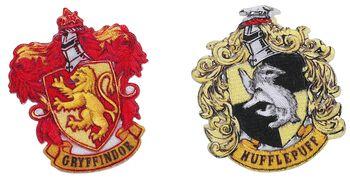 Gryffindor and Hufflepuff
