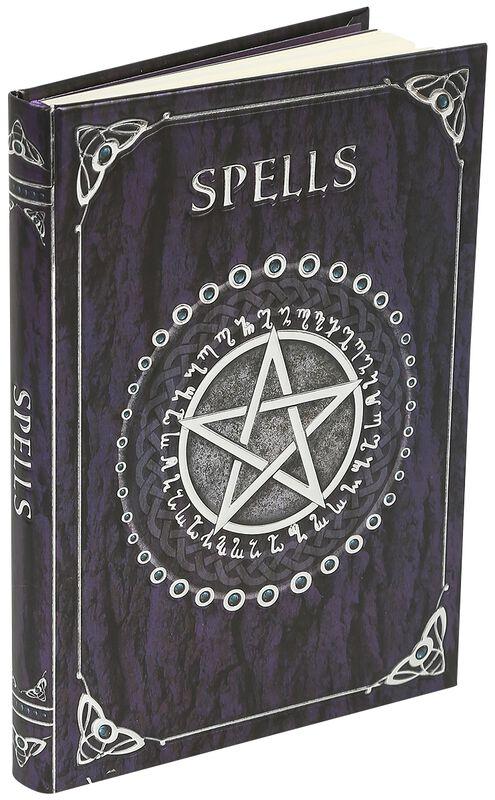 Embossed Spell Book