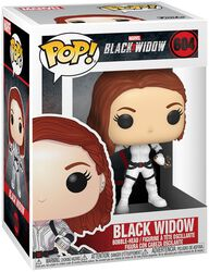 Black Widow Vinyl Figure 604